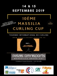 Massilia Curling Cup 2019