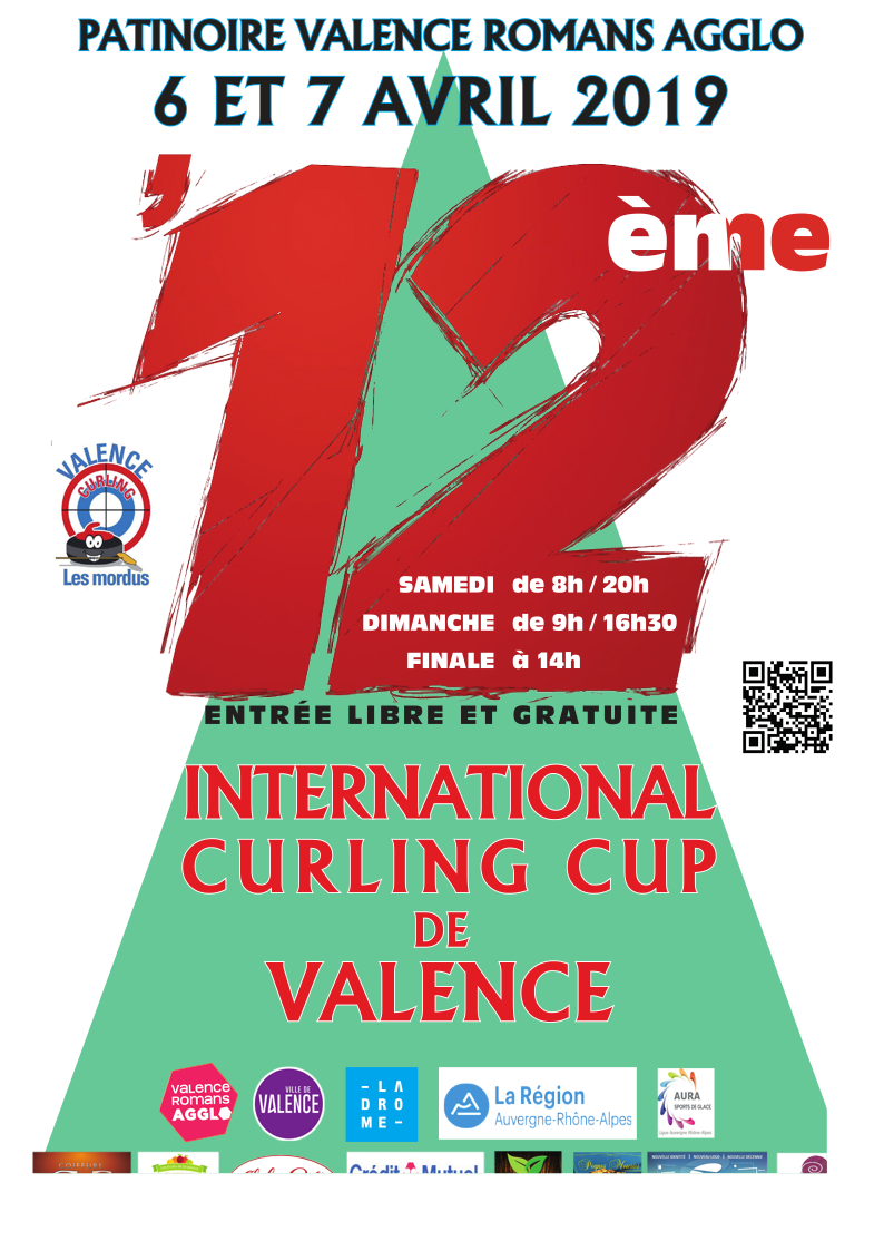 International Curling Cup Valence 2019